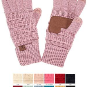 NWT smart Tip touch screen gloves